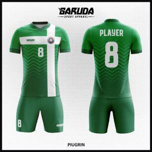 Hijaunya Desain Jersey Bola Futsal Printing Code Piugrin Bikin Kamu Tambah Semangat