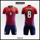 Desain Jersey Bola Futsal Printing Code Purpletri Tampil Modis Dan Keren