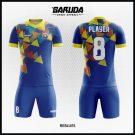 Desain Jersey Futsal Printing Code Reblues Tampil Tampan Di Lapangan