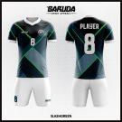 Desain Seragam Sepakbola Printing Code Slashgreen Bikin Penampilanmu Semakin Glowing