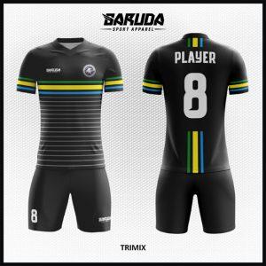 Desain Kostum Sepakbola  Printing Code Trimix Untuk Tampil Elegan dan Menarik