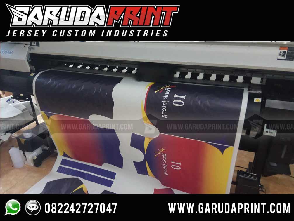 Desain Kaos Futsal Motif Simple Full Printing Namun Menawan