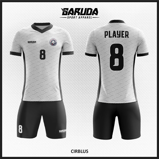 Desain Kaos Futsal Full Print Code Cirblus Batik Modern