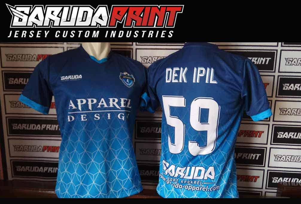Printing Baju Sepakbola Terbaik Termurah online