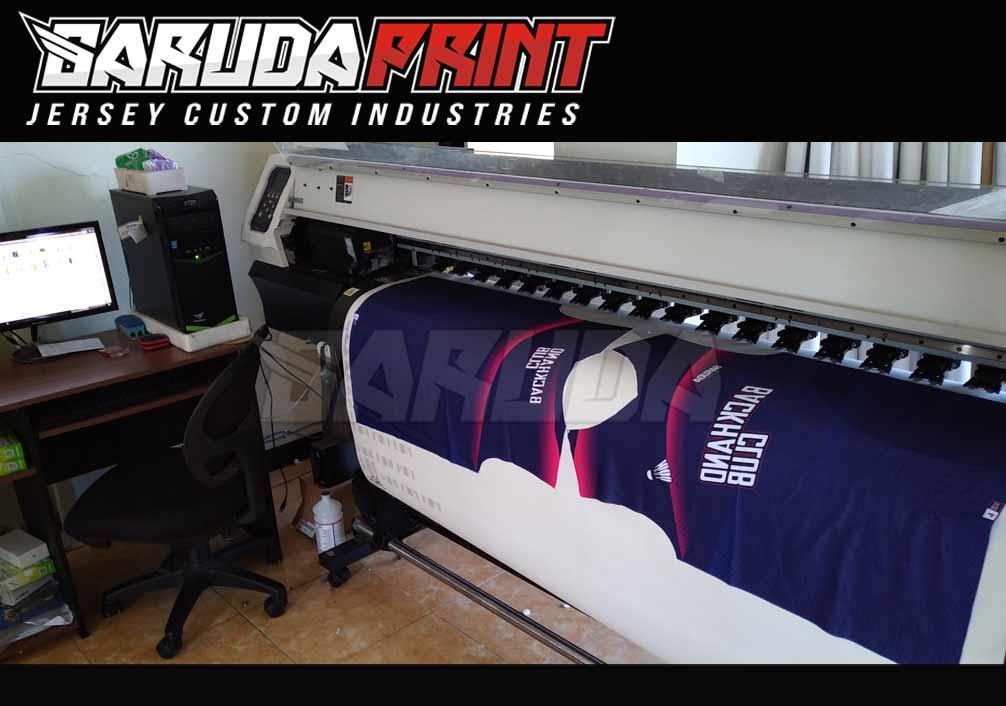 Pembuatan / Bikin Baju Badminton, Jersey Bulutangkis Desain Custom