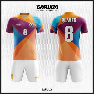 Desain Kostum Bola Futsal Code Lafully Terkeren, Siap Jadi Pusat Perhatian di Arena