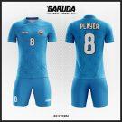 Desain Kaos Futsal Code Blutern Warna Biru Produk Terbaru