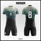 Desain Seragam Bola Futsal Code Netrix Gelap Namun Elegan