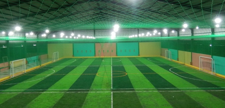 Fasilitas Fasilitas Yang Harus Ada Di Lapangan Futsal