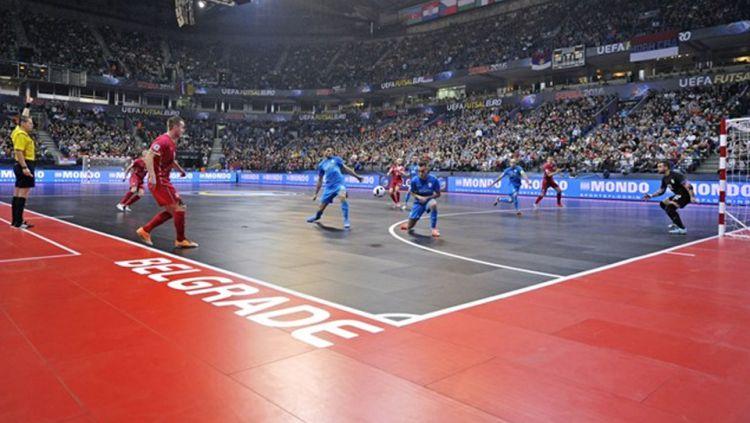Pentingnya Komunikasi Saat Menyerang Dalam Bermain Futsal