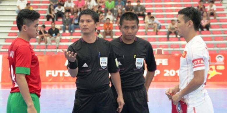 Syarat Dan Kriteria Menjadi Kapten Tim Futsal Yang Baik
