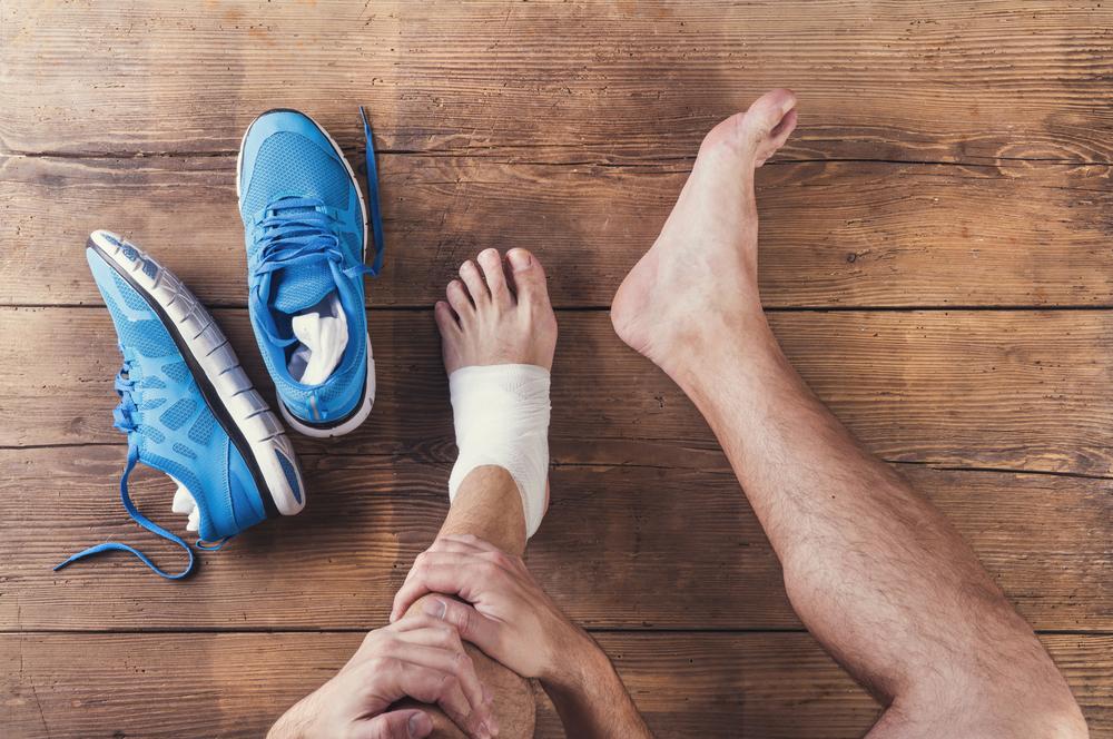 Tips Meredakan Rasa Sakit Dan Pegal Setelah Bermain Futsal