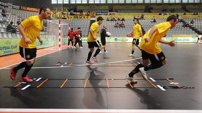 Tips Pemanasan Sebelum Bermain Futsal Yang Baik