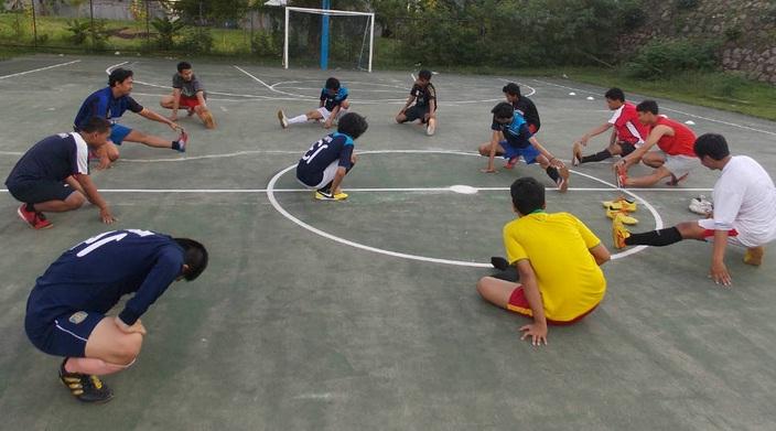 Tips Mempersiapkan Fisik Dan Metal Sebelum Bertanding Futsal