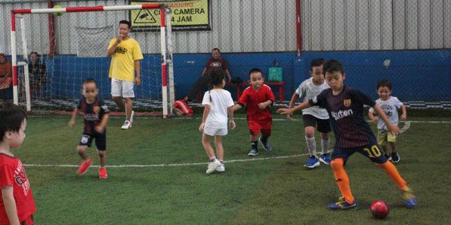 Futsal Bisa Sebagai Lahan Bisnis Dan Juga Ajang Pencarian Bakat
