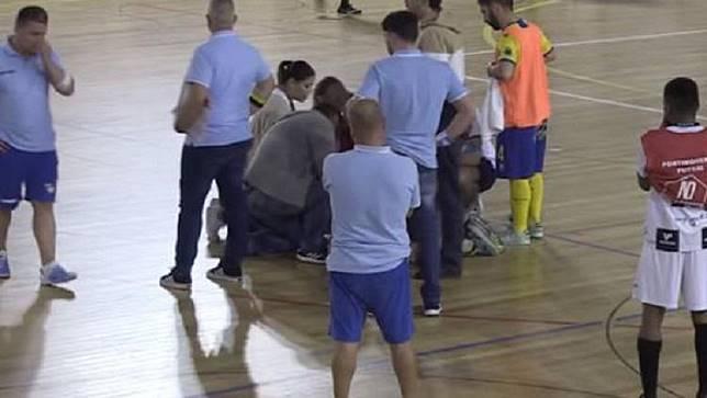 Futsal Dan Bahaya Serangan Penyakit Jantung Mendadak