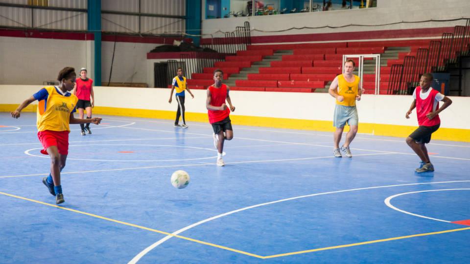 Tips Supaya Tidak Mudah Lelah Saat Bermain Futsal