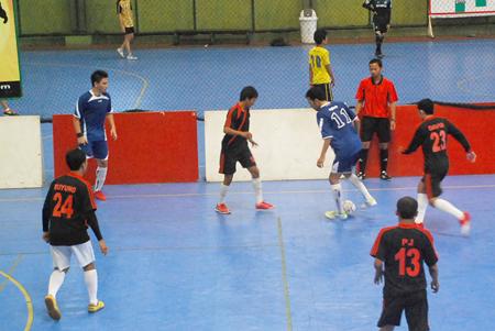 Tips Agar Lolos Seleksi Tim Futsal