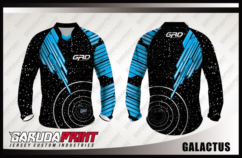 Tempat Pembuatan Kaos Sepeda BMX Warna Biru Hitam Yang Unik