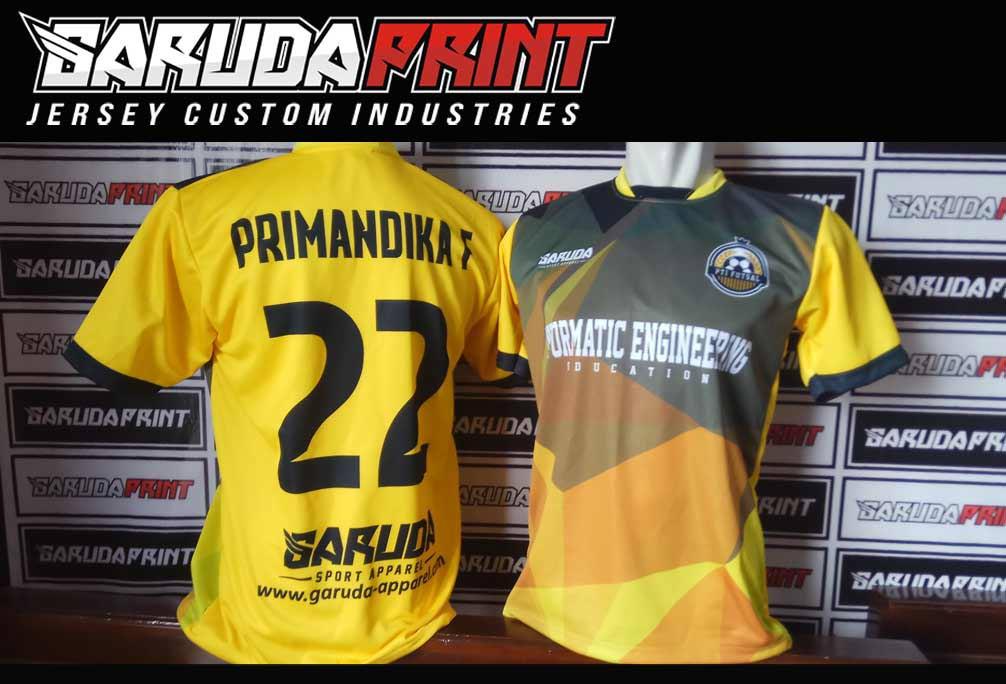 Jasa Pembuatan Jersey Futsal UNIVERSITAS INDONESIA