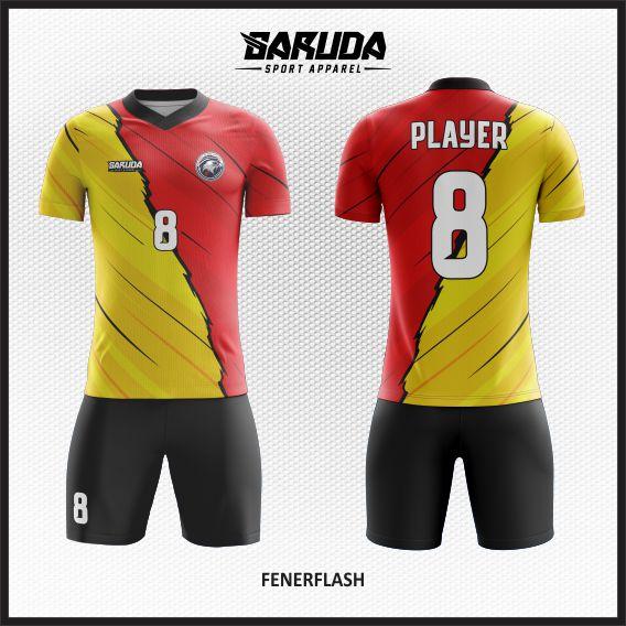 Pembuatan Kaos Futsal Indosat Ooredoo