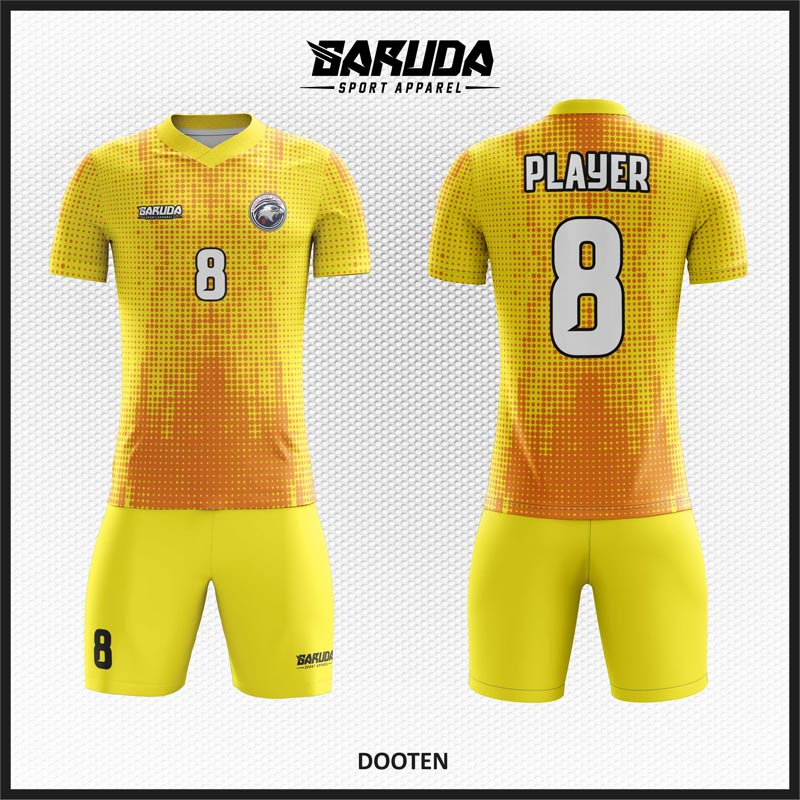 Jasa Bikin Kaos Futsal UNIVERSITAS TIDAR / UNTIDAR