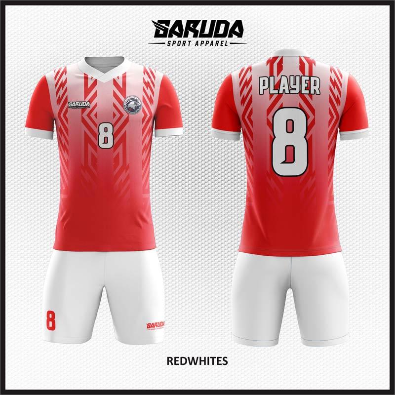 Pembuatan Jersey Futsal TELKOMSEL / TELKOM INDONESIA
