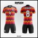 Desain Kaos Bola Futsal Printing Regiant Motif 3D Paling Keren