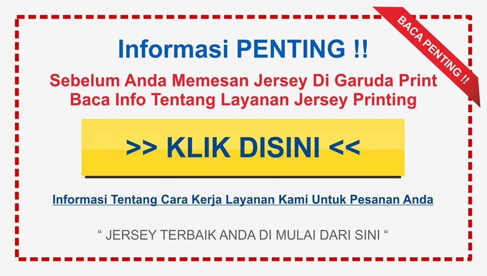 Jasa Pembuatan Jersey Printing INDOMARET