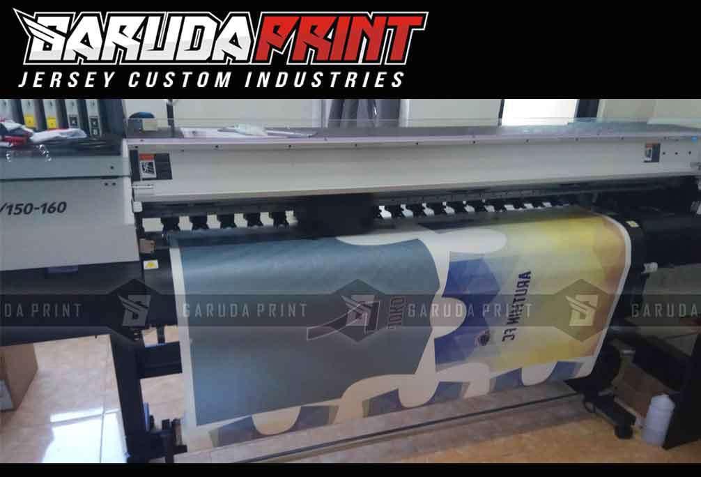 Jasa Bikin Jersey Printing GOJEK