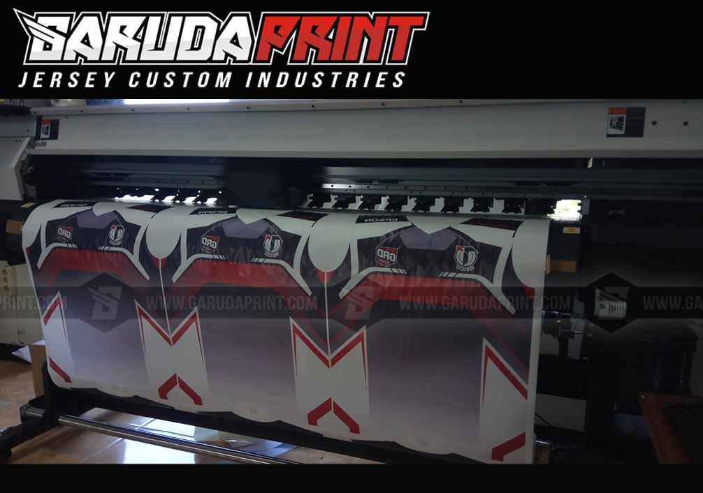 Bikin Jersey Gaming - Esport Kualitas Printing