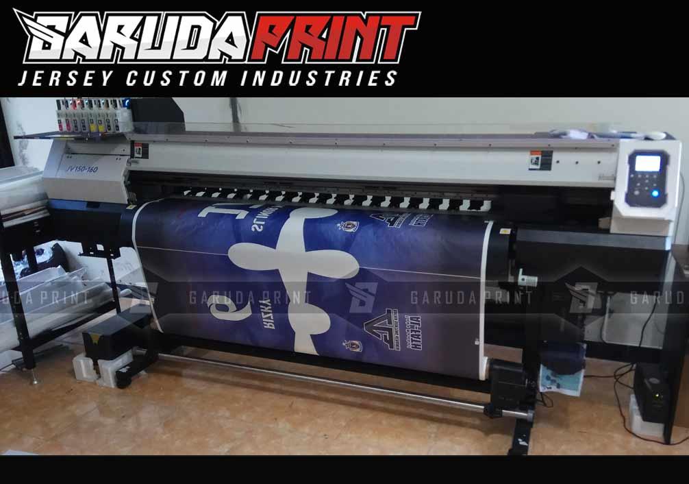 Jasa Pembuatan Jersey Printing GLOBALMEDIACOM
