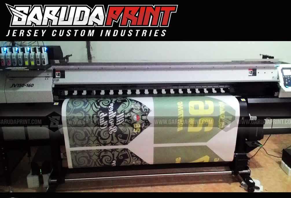 Jasa Pembuatan Jersey Printing PT PEGADAIAN
