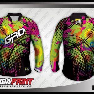 Desain Baju Sepeda MTB Gunung Imaging Tampil Lebih Trendy