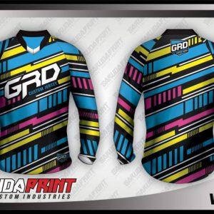 Desain Kaos Sepeda MTB Various Untuk Tampil Lebih Stylish