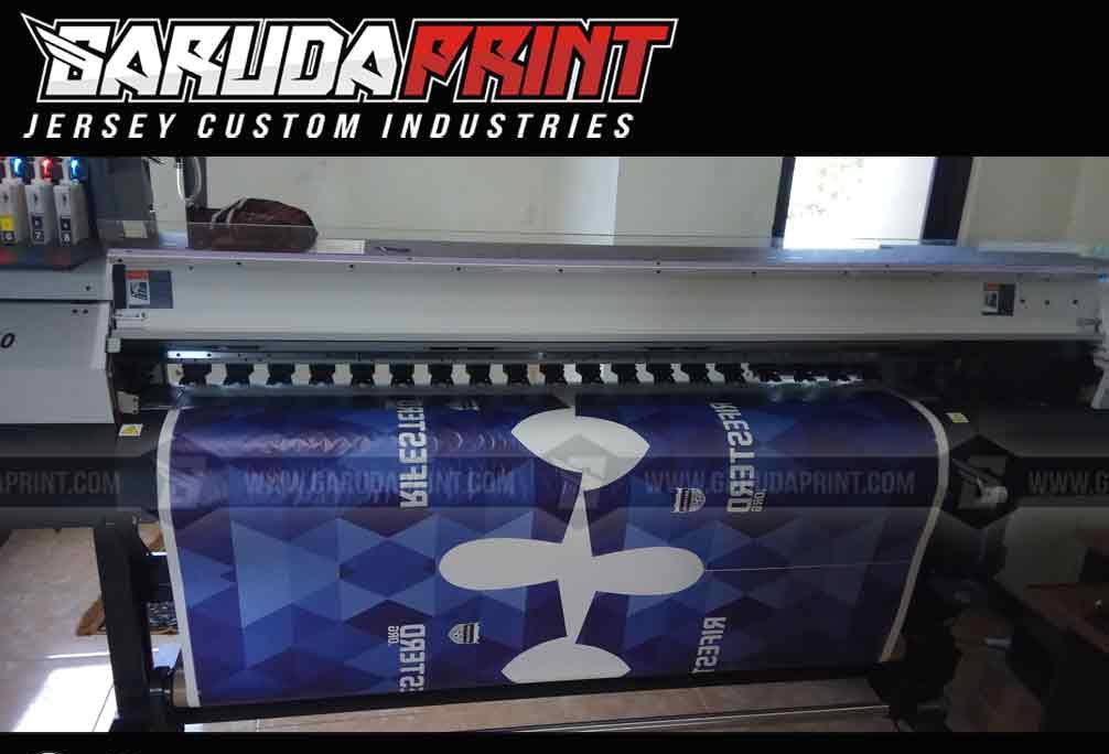 Pembuatan Jersey Printing PT DIRGANTARA INDONESIA DI