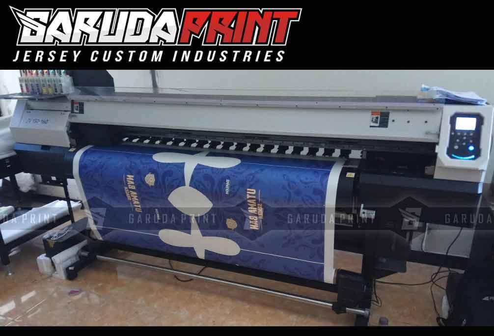Pembuatan Jersey Printing UNIVERSITAS ISLAM BATIK SURAKARTA UNIBA