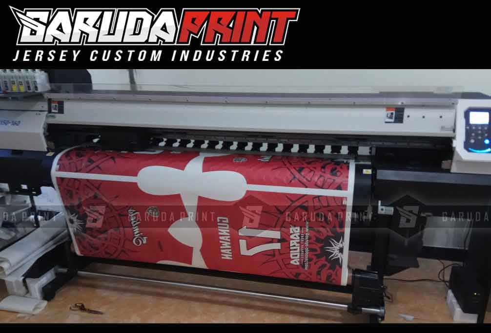 Pembuatan Jersey Printing UNIVERSITAS PENDIDIKAN INDONESIA UPI