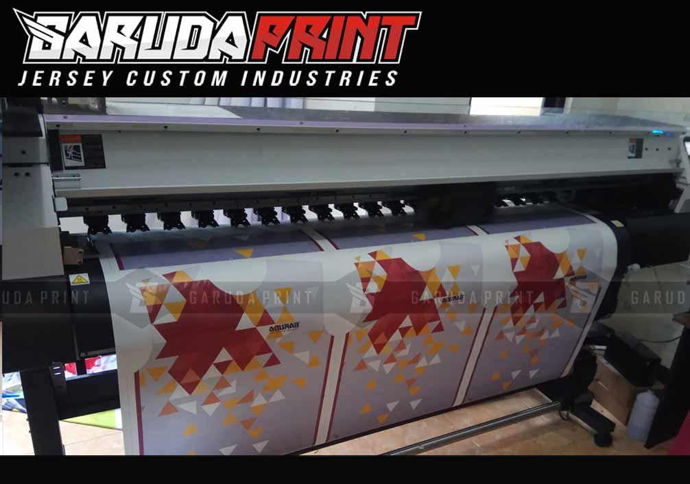Pembuatan Jersey Printing UNIVERSITAS SAHID SURAKARTA USAHID