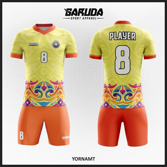 Jersey Futsal Printing Batik